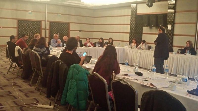 Dernekler Mevzuatı Eğitimi ,Ankara